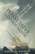 Cover for Possessive Individualism