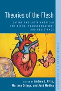 Cover for Theories of the Flesh