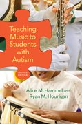 Cover for Teaching Music to Students with Autism