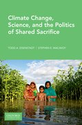 Cover for Climate Change, Science, and The Politics of Shared Sacrifice