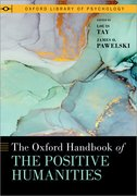 Cover for The Oxford Handbook of the Positive Humanities