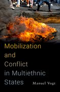 Cover for Mobilization and Conflict in Multiethnic States