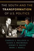 Cover for The South and the Transformation of U.S. Politics