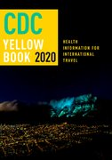 Cover for CDC Yellow Book 2020