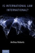 Cover for Is International Law International? - 9780190066055
