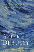 Cover for After Debussy