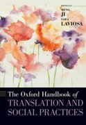Cover for The Oxford Handbook of Translation and Social Practices