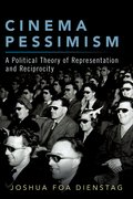 Cover for Cinema Pessimism