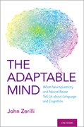 Cover for The Adaptable Mind