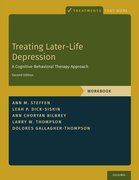 Cover for Treating Later-Life Depression
