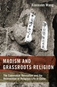 Cover for Maoism and Grassroots Religion