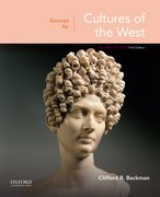 Cover for Sources for Cultures of the West