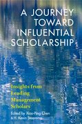 Cover for A Journey toward Influential Scholarship