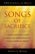 Cover for Songs of Sacrifice