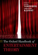 Cover for The Oxford Handbook of Entertainment Theory