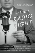 Cover for The Radio Right