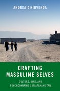 Cover for Crafting Masculine Selves