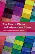 Cover for The Rise of China and International Law