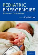 Cover for Pediatric Emergencies