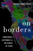 Cover for On Borders
