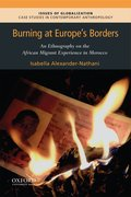 Cover for Burning at Europe