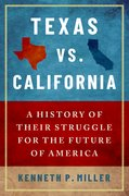 Cover for Texas vs. California