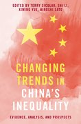 Cover for Changing Trends in China