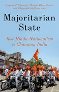 Cover for Majoritarian State