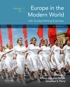 Sources for Europe in the Modern World with Guided Writing Exercises