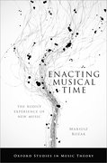 Cover for Enacting Musical Time