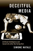 Cover for Deceitful Media - 9780190080372