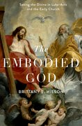 Cover for The Embodied God
