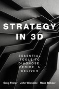 Cover for Strategy in 3D