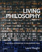 Cover for Living Philosophy