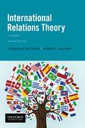 Cover for International Relations Theory