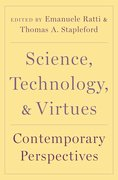 Cover for Science, Technology, and Virtues