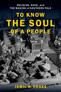 Cover for To Know the Soul of a People