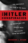 Cover for The Hitler Conspiracies