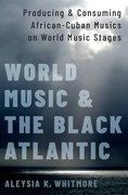 Cover for World Music and the Black Atlantic