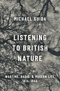 Cover for Listening to British Nature