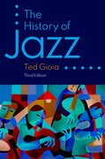 Cover for The History of Jazz - 9780190087210