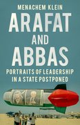 Cover for Arafat and Abbas