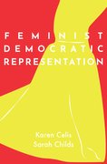 Cover for Feminist Democratic Representation