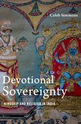 Cover for Devotional Sovereignty