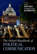 Cover for The Oxford Handbook of Political Communication