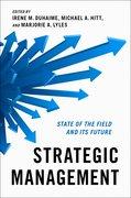 Cover for Strategic Management