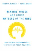 Cover for Hearing Voices and Other Matters of the Mind