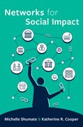 Cover for Networks for Social Impact