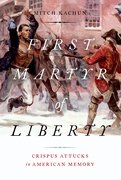 Cover for First Martyr of Liberty