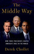Cover for The Middle Way - 9780190092887